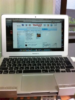 素晴ら式MacBook Air様